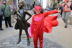 Not everybody is thrilled that Fearless Girl will stay until 2018