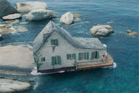A fixer-upper rides the rapids in gorgeous short film from BETC