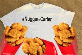Wendy's sees huge spike in engagement from #NuggsForCarter