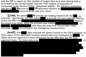 The New York Times flaunts FOIA documents in all their redacted glory