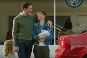 Frisky couple keeps their Volkswagens' rockin in family-friendly spot