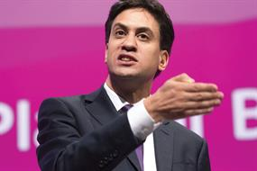 Miliband: Labour will give first-time buyers first call on new homes