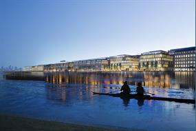 Business-led scheme approved at London's Royal Docks