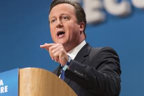 Conservatives 2015: Cameron rewrites section 106 affordable housing definition