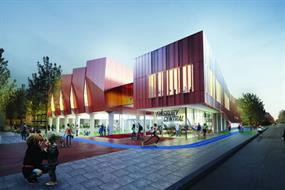 Need to know: Architect named for Finsbury Leisure Centre site