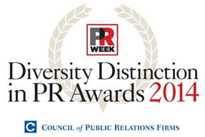 Diversity Distinction in PR Awards 2014: Beacons of progress
