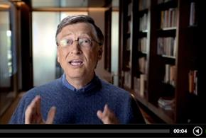 In video: Microsoft uses live video to stream Bill Gates at Xbox One launch