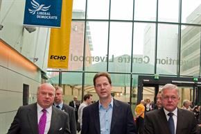 Liberal Democrats plans return to ACC Liverpool in 2015
