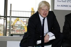 Mayor Boris Johnson backs World Expo bid idea