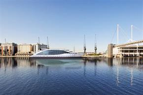 Corporate Survey: Win a stay at Sunborn London super yacht hotel