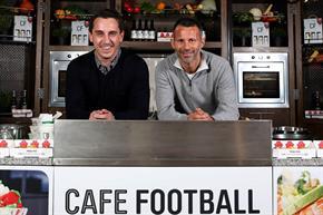 Giggs & Neville's Hotel Football set for December opening
