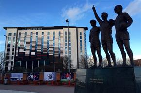 In Pictures: Hotel Football opens in Manchester