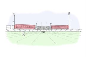 Lancashire County Cricket Club granted £5m loan for new hotel