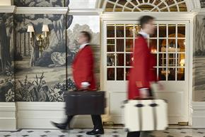 In Pictures: The Goring hotel reopens in London
