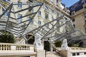 Peninsula makes European debut with Paris hotel opening
