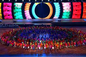 In Numbers: Glasgow Commonwealth Games 2014