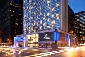 Marriott to buy Canada's Delta Hotels for £89m