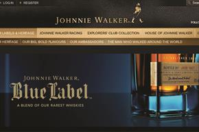 Exclusive: Johnnie Walker appoints Black Tomato
