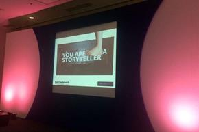 Summer EVCOM: Storytelling key to business events