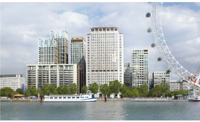 London's Shell Centre redevelopment approved