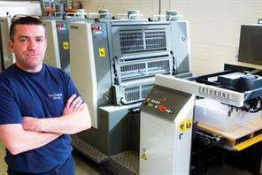 Me & my: Komori Enthrone E29