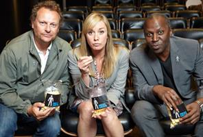Neil Stuke, Tamzin Outhwaite and Cyril Nri appear in Prostate Cancer UK's new film