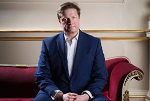 The Royal Opera House's Alex Beard on why he's got his dream role