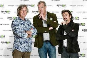 Landing the former Top Gear trio is a huge coup for Amazon