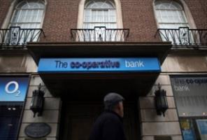Co-op Bank narrows losses... to £264m