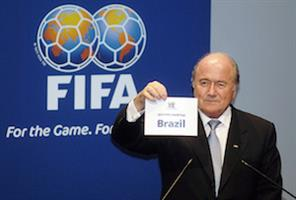 Sepp Blatter: The buck doesn't stop with me