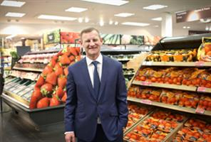 The five big challenges facing M&S boss Steve Rowe