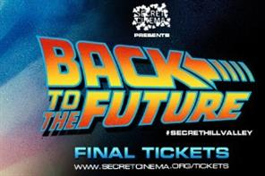 Secret Cinema cancels second night of Back to the Future