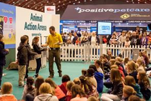 London Pet Show proves a hit with attendees