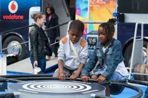 In pictures: Undercurrent launches experiential tour for Samsung and Vodafone
