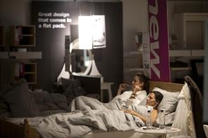 Video: BWP Group creates Ikea Retreat experience