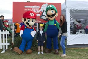 In pictures: Nintendo enlists BD Network for Lollibop activation