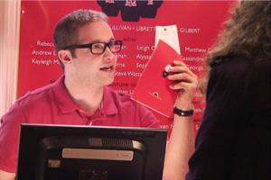 Freeview gives away free entertainment in hidden camera digital ads