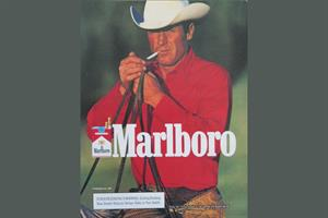 History of Advertising No 97: The Marlboro Man's horse