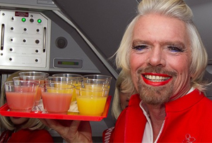 INTERACTIVE: Richard Branson's weirdest PR stunts