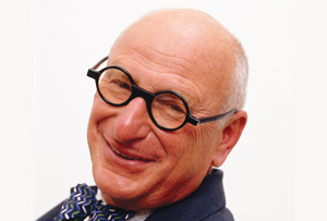 AUTHOR Q&A: Wally Olins, Brand New