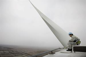 Wait is over… New grid projects in China will ease curtailment problem (pic: Danish Wind Industry Association)