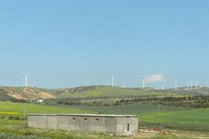 Steady increase… Tunisia added another 54MW of Gamesa turbines to the Bizerte project in 2013, bringing the country's total capacity to 209MW