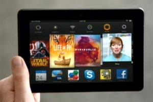 Top 10 ads of the week: Amazon's Kindle TV ad fires it to the top spot
