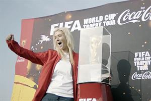 World Cup sponsor Coke locks horns with Pepsi ahead of Brazil 2014