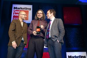 Brixton Pound triumphs at the Marketing Design Awards 2012