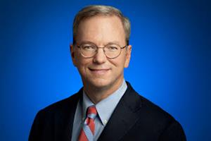 SXSW14: Eric Schmidt on Julian Assange, GCHQ, Russian internet censorship and robots