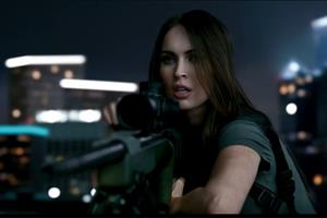 Megan Fox stars in all-action Call of Duty: Ghosts trailer