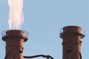 Farting chimneys film takes aim at British Gas and fracking industry