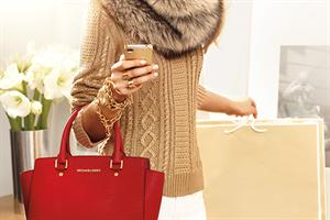 Michael Kors named 2013's top fashion brand on social media