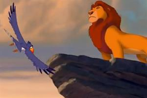 Greenpeace hacks Disney and wipes out Lion King characters